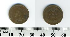 USA 1905  -  1 Cent Copper Coin - Indian Head