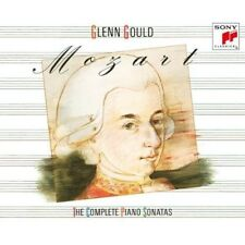 GLENN GOULD-MOZART: COMPLETE PIANO SONATAS-JAPAN ONLY 4 SACD HYBRID REMASTER