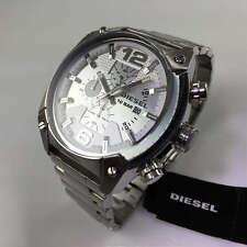 Men's Diesel Overflow Steel Chronograph Watch DZ4203