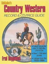 The Goldmine Country Western Record and CD Price Guide by Fred Heggeness (1996,