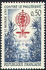 France 1962 Malaria/Mosquito/Swamp/Insects/Medical/Health/Disease 1v (n42812)