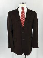 Jos A Bank Men's Brown Corduroy Sport Coat Jacket Blazer Size 42L