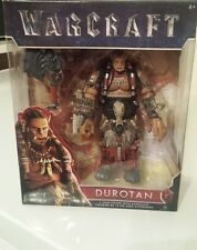 """Warcraft 6"""" Durotan Action Figure With Accessory New"""