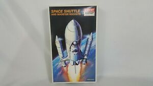 Academy Minicraft 1:288 Space Shuttle and Booster Rockets
