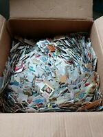 Mixed World Stamps ****500grams**** 1/2 kg