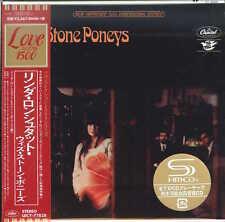 LINDA RONSTADT-THE STONE PONEYS-JAPAN MINI LP SHM-CD Ltd/Ed G00