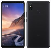 "Xiaomi Mi Max 3 64GB (FACTORY UNLOCKED) 6.9"" 4GB RAM Black Gold Blue (Global)"