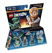 Lego Dimensions  Jurassic World - Team Pack  Xbox One PS4 PS3 Xbox 360