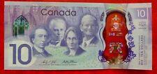 Gedenkbanknote, Kanada, Canada 10 Dollars 2017, UNC, Kassenfrisch