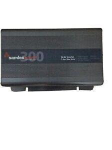 Samlex Power SA-300-124, 24 VDC-110 VAC,300 Watt DC/AC Inverter Pure Sine Wave.
