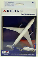 DARON REALTOY RT4995 Delta Air Lines Airbus A350. New