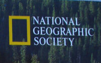 National Geographic Society Books, Photo Albums - 10% off for 3 or more