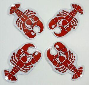Lobster Plates Set Of 4