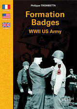 Formation Badges WWII US Army by Michel Trombetta (Paperback, 2008)