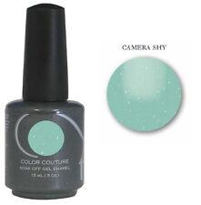 Entity 1 One Color Couture Soak Off Gel Polish  ~ CAMERA SHY  ~ .5oz