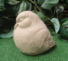 Chubby Baby Bird Sparrow Finch Latex Fiberglass Production Mold Concrete Plaster
