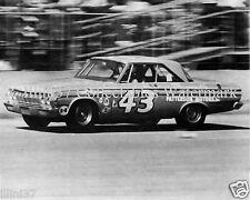 RICHARD PETTY FIRST DAYTONA 500 WIN 1964 NASCAR AUTO RACING 8X10 PHOTO
