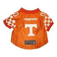 Tennessee Volunteers NCAA LEP Dog Pet Premium Orange Jersey BIG Dog Size