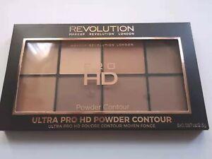 Revolution Contour Palette HD Pro Powder Medium Dark