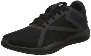 Reebok Men's Flexagon Force 2.0 Training Fitness Casual Trainers Shoes Black