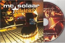 MC SOLAAR galaktika CD SINGLE
