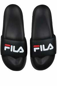 FILA VINTAGE Drifter Sliders Black/White