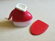 Tupperware Mahl Chef in rot