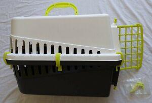 Caisse de Transport pour petit chien ou chat 52(L) x 32(l) x 32(H)cm