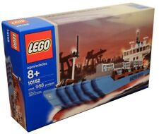 NEW LEGO Maersk Sealand Container Ship 10152 Shipping Line Boat D2C Denmark Rare