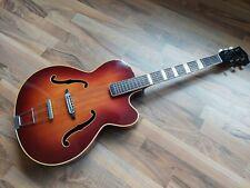 Höfner Jazzgitarre, Modell 457/S, 60er Jahre