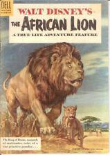 AFRICAN LION F.C. 665 G-VG COMICS BOOK