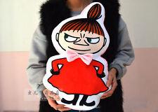 "New Moomin Plush stuffed Cute Little My Pillow Cushion 19"""