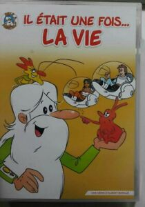 IL ETAIT UNE FOIS LA VIE L'INTEGRALE COFFRET 4 DVD 26 EPISODES