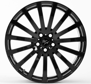 "Revere London WC2 Luxury wheels 22"" + Tyre Package - Range Rover Sport 2013-2017"