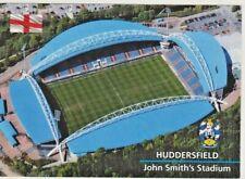 JOHN SMITH'S STADIUM HUDDERSFIELD TOWN  GERMAN POSTCARD
