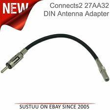 C2 DIN Aerial Antenna Aapter Lead│For Chevrolet Aveo/Captiva/Epica/Lacetti Car