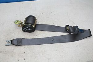 Renault Scenic II 2 Bj.05 Seat Belt Strap Front Right 8200309209