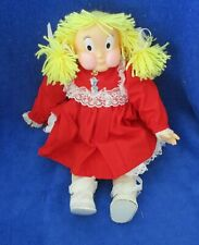 The Susie Moppet Doll NON WORKING VINTAGE