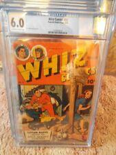 whiz comics 51 cgc 6.0