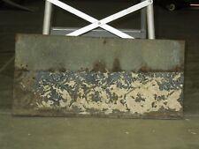 "Old Antique ( Metal ) tin ceiling tile tiles 24""x 11"""