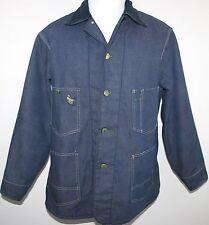 VTG! Men's OshKosh B'Gosh Chore Jacket Barn Coat Sz 46R Sanforized Union Made