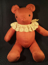 Bear Pink Breast Cancer Awareness - Fight Light A Girl Cuddle Bear