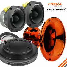 PRV Chuchero Kit D3220Ti Driver WGP14-50 CR Orange CR Horn 2x TW700Ti Tweeters