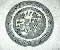 """MIDNIGHT WILLOW SALAD PLATE by Churchill - Dishwasher & Microwave Safe - 8"""""""
