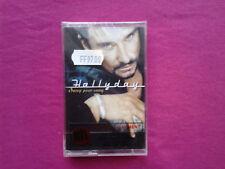 K7 Cassette / Johnny Hallyday – Sang Pour Sang / EU 1999 / S
