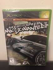 Brand New Need for Speed: Most Wanted Xbox RARE 1st Print Black Label