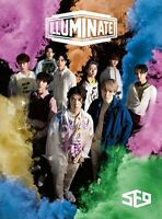 New SF9 ILLUMINATE First Limited Edition Type A CD DVD Japan WPZL-31579