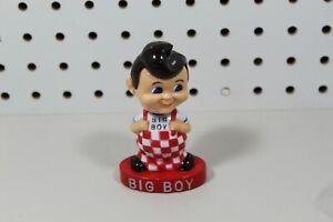 """Nos 2004 BOBS BIG BOY DASHBOARD BOBBLE HEAD 1950 VINTAGE STYLE 4-1/4"""""""