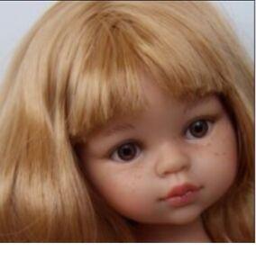 jolie poupée  amigas paola reina  compatible cherie de corolle neuf