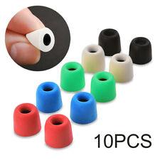 10pcs Earbuds Memory Foam Eartips Sound In-Ear Earphone Ear Buds Tips